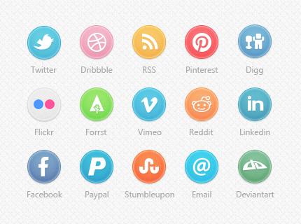 24-Circle-Social-Media-Icons