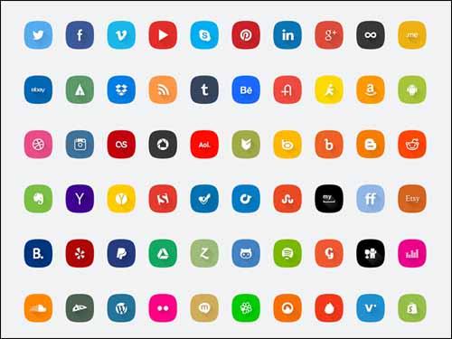60_Free_Social_Media_Icons
