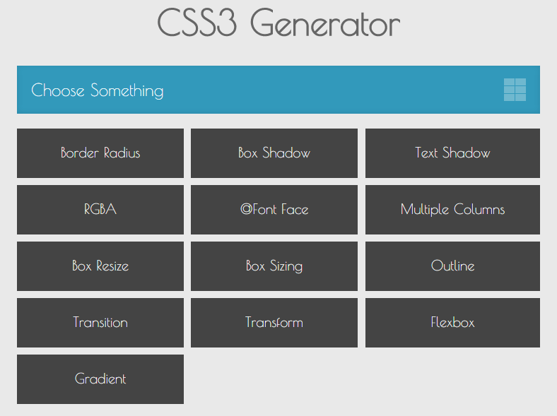 download  sc 1 st  Web Designer Hut & 20+ Best Free CSS Generators For Designers Aboutintivar.Com