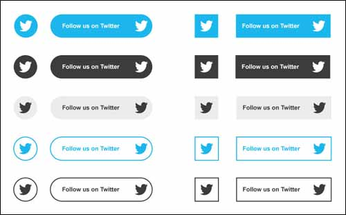 50+ High Quality Free Social Media Icons for Designers