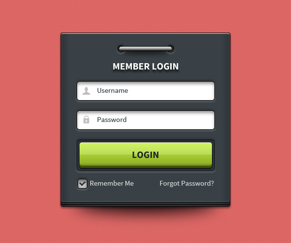 login-form-ui-preview