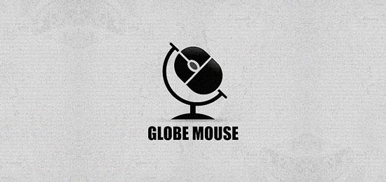 Globe Mouse Logo