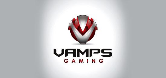 Vamps Gaming Logo