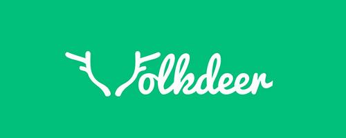 Folkdeer Logo