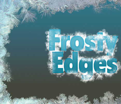 Frosty Edges Brush