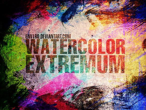 WaterColor EXTREMUM