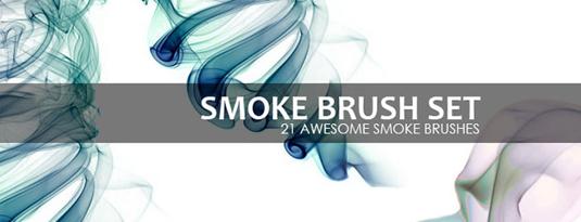 Smoke Brush Set