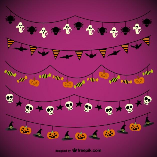 halloween-garlands-pack_23-2147497610