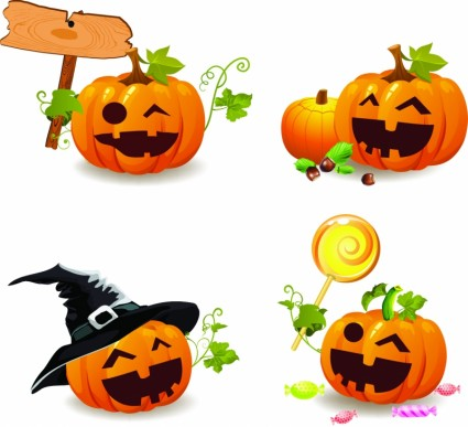 smile_and_happy_halloween_pumpkins_266960