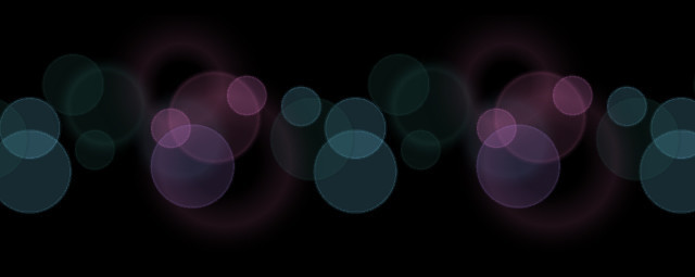 Bokeh with CSS3 Gradients