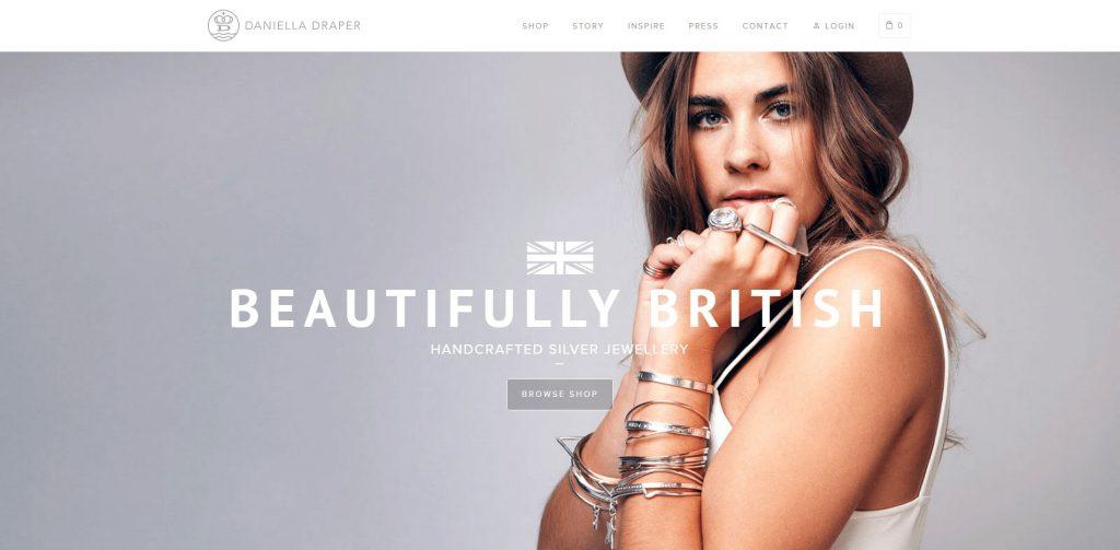 Daniella Draper Handcrafted Bespoke Jewellery