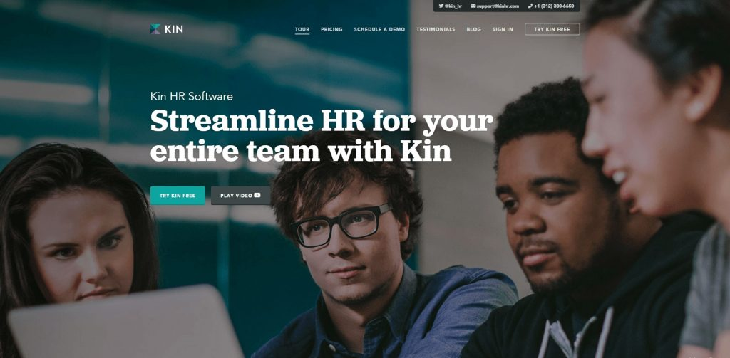 HR Software Kin HR