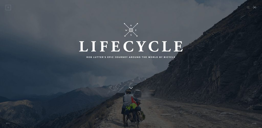 Rob Lutter Lifecycle