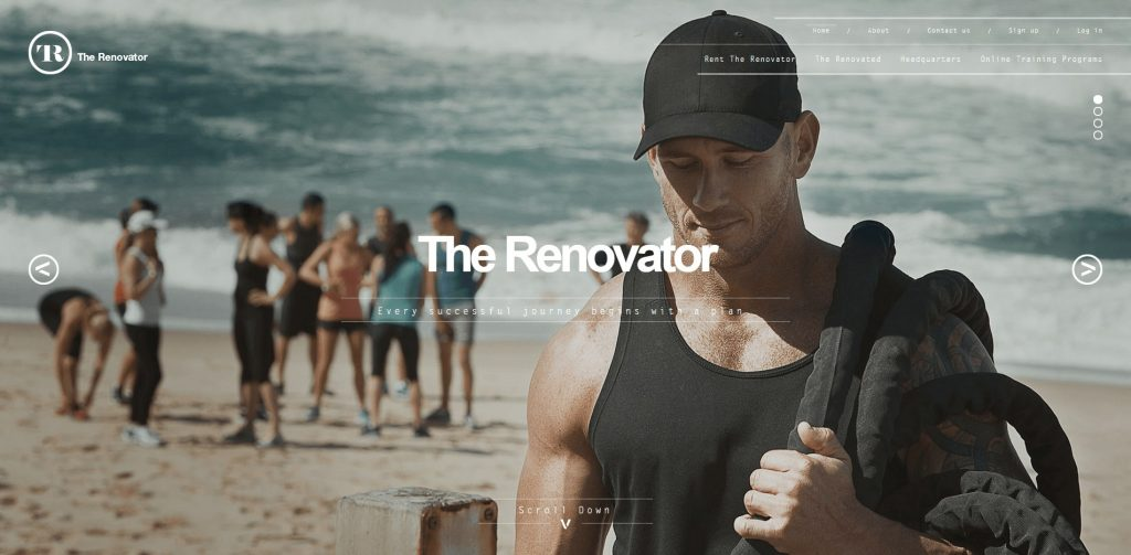 The Renovator Gym Mornington Online Training Programs