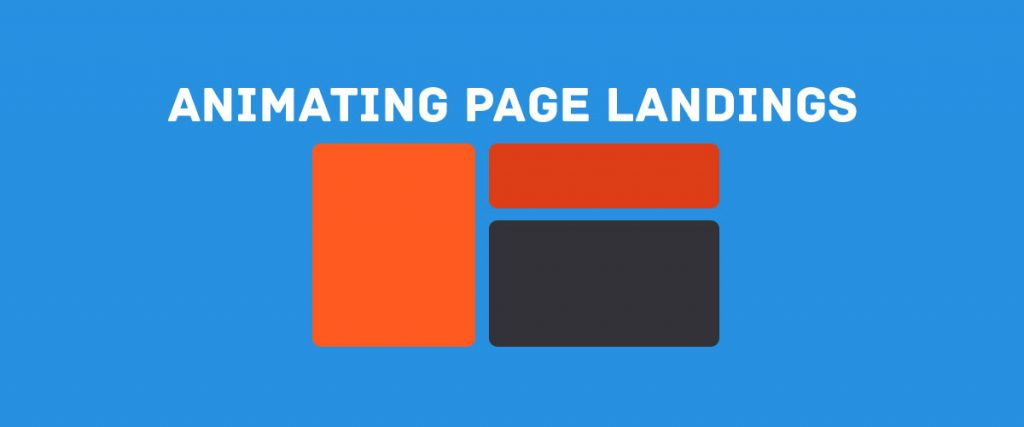 page-landing-animations