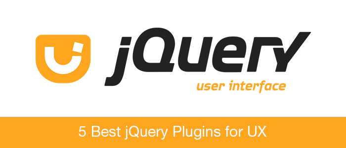 5 Best jQuery Plugins for UX