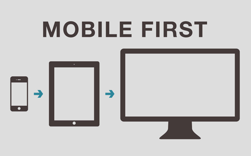 Mobile-first styling