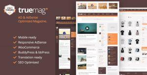 AdSense WordPress Theme