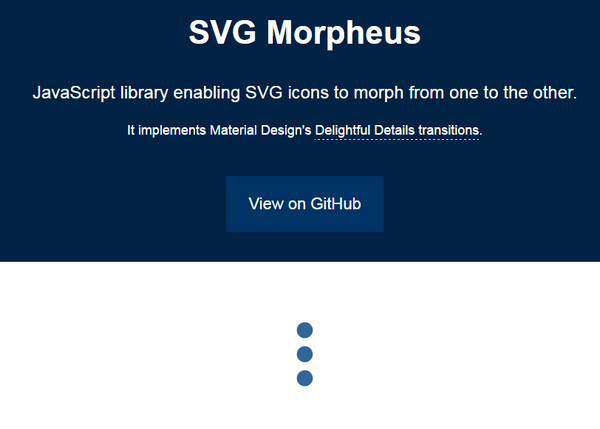 SVG Morpheus