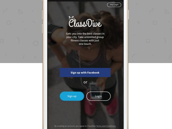 ClassDive App by KPTAC