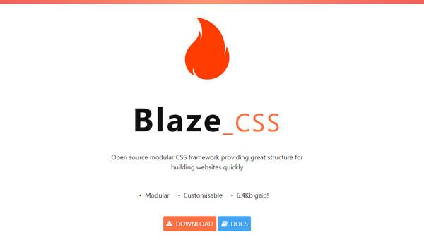 BlazeCSS