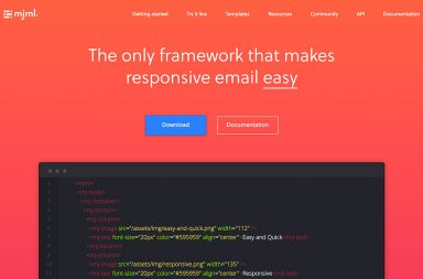 Responsive Email HTML Template Builders
