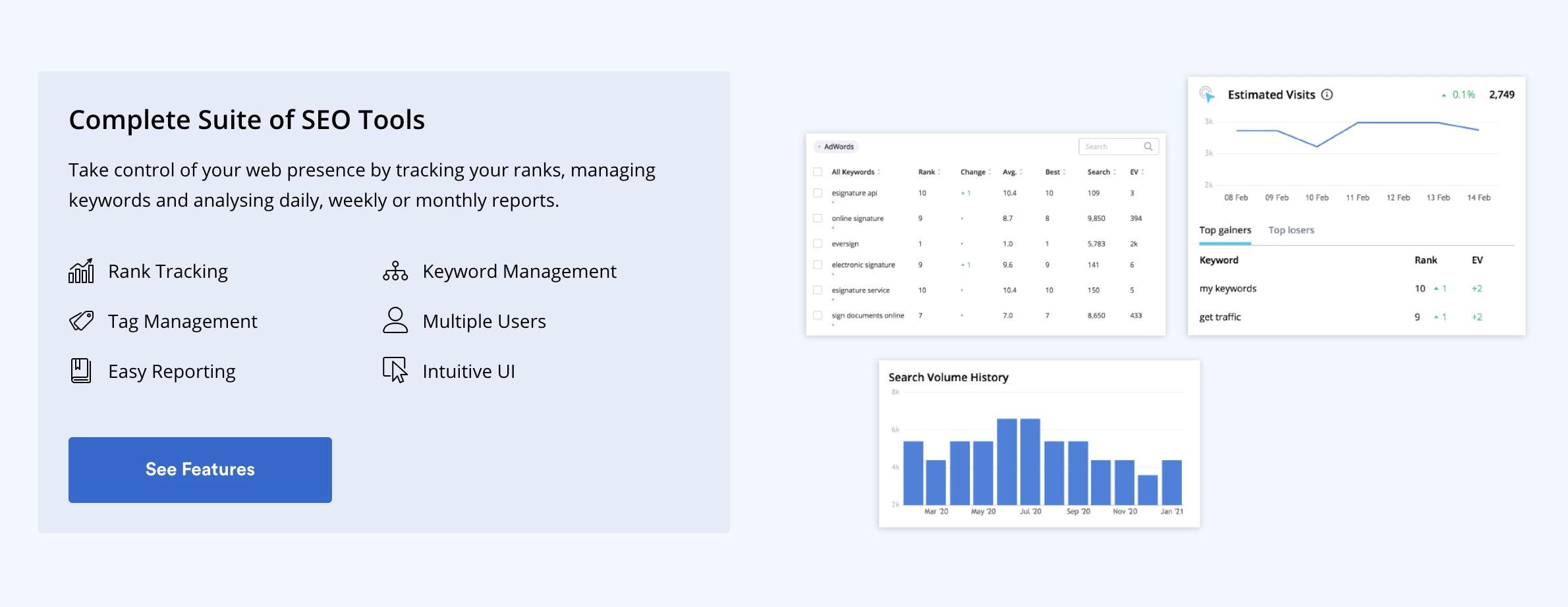 Seobase Review: Best SEO Tool for Rank Tracking & Keyword Analysis