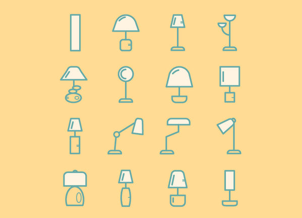 Inspiring Narrowly Targeted Icon Sets