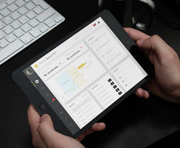 eCommerce Admin Dashboard